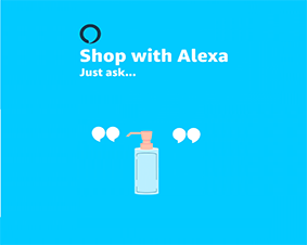 Amazon Alexa Voice Shopping