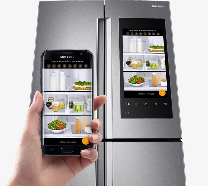 Samsung Family Hub 2020 Smart Fridge