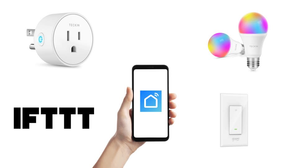 Smart Life App Devices
