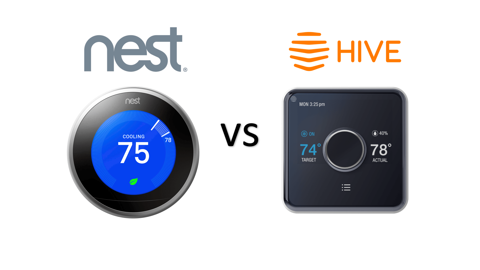 There S Only One Winner Hive Vs Nest
