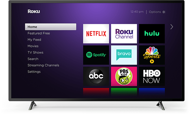 roku tv channels and the roku channel