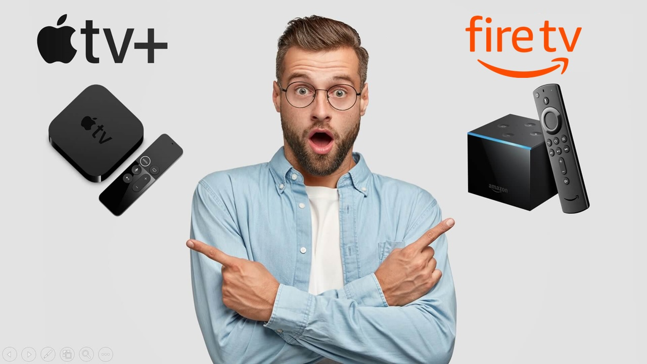 apple tv and amazon firestick