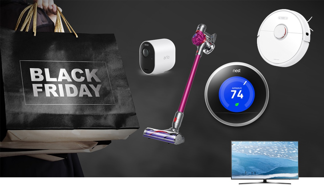 Black Friday – The Best Smart Home Deals Plus Everything Else You Need to Know