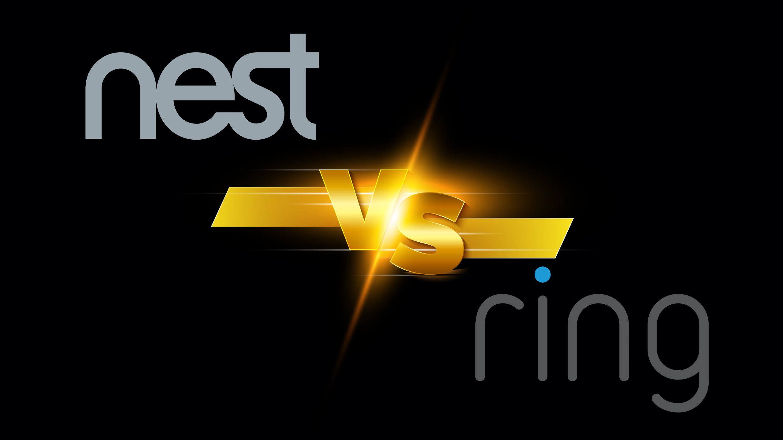 Nest vs. Ring Home Security Cameras
