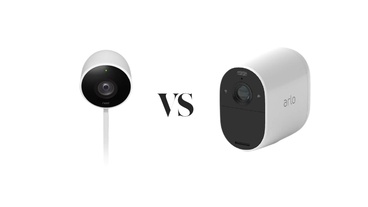 Arlo vs. Nest Security Cameras Compared - Which is Best for You