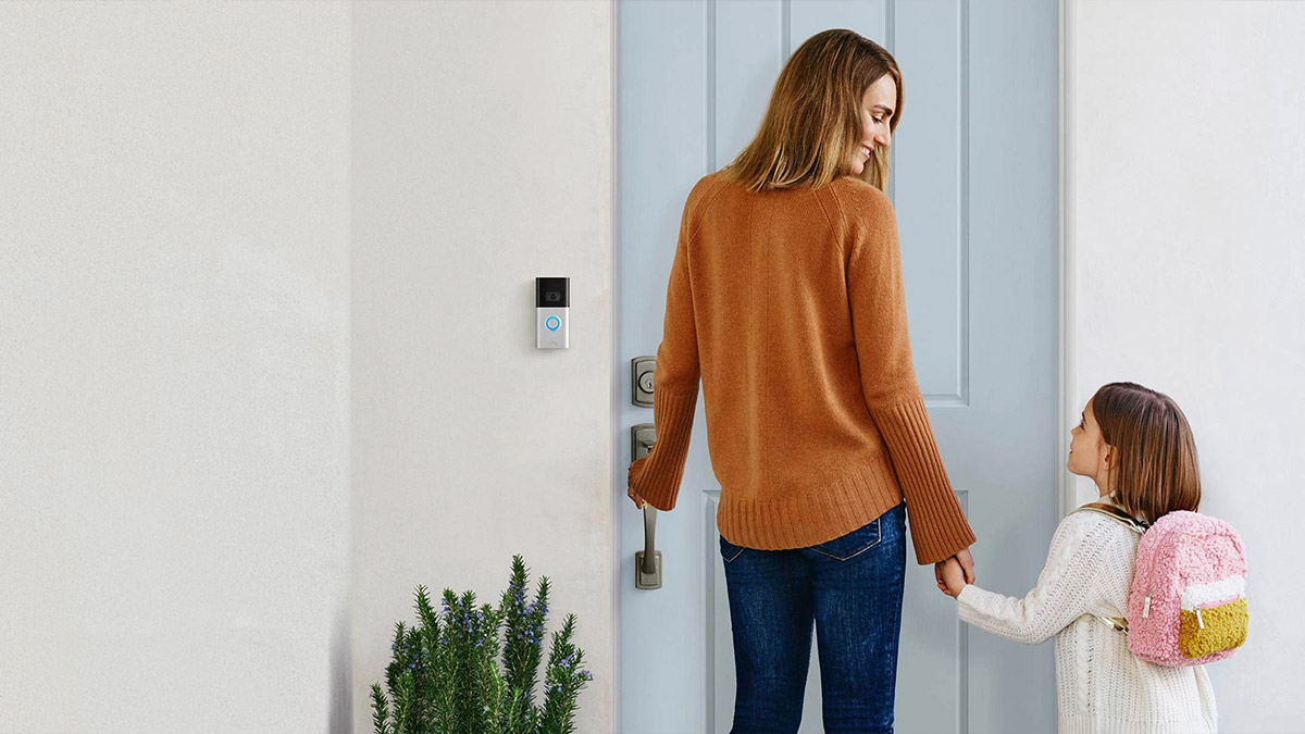 Local Storage Ability Doorbell Cameras