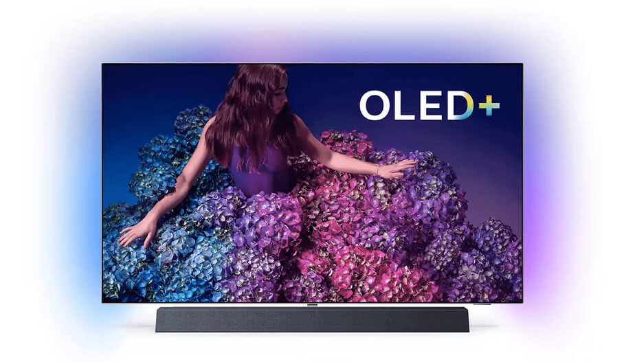 TV Android Philips OLED serie 9