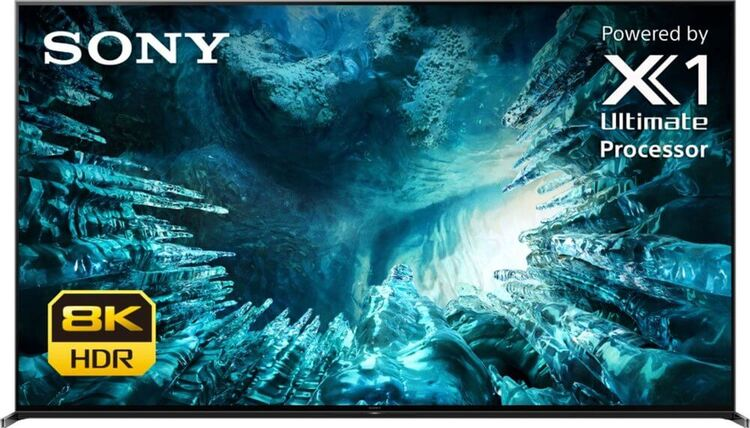 TV Android Sony serie Z8H