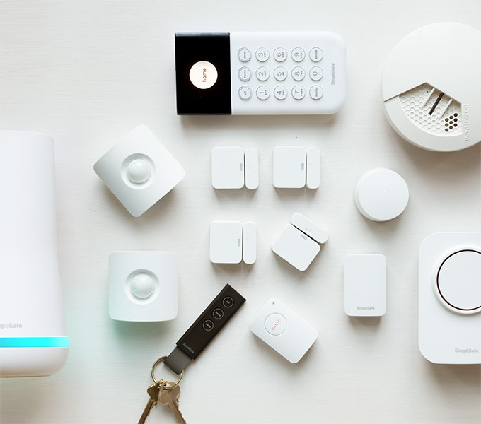 The Haven SimpliSafe Package