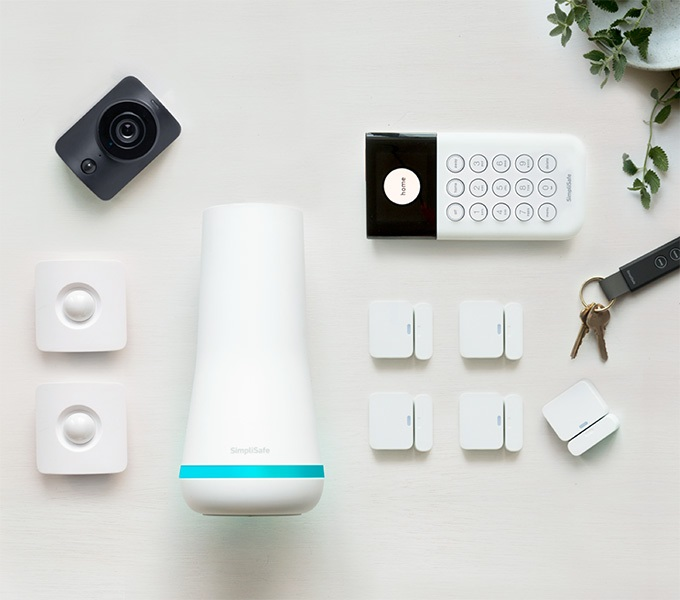 The Keep SimpliSafe Package