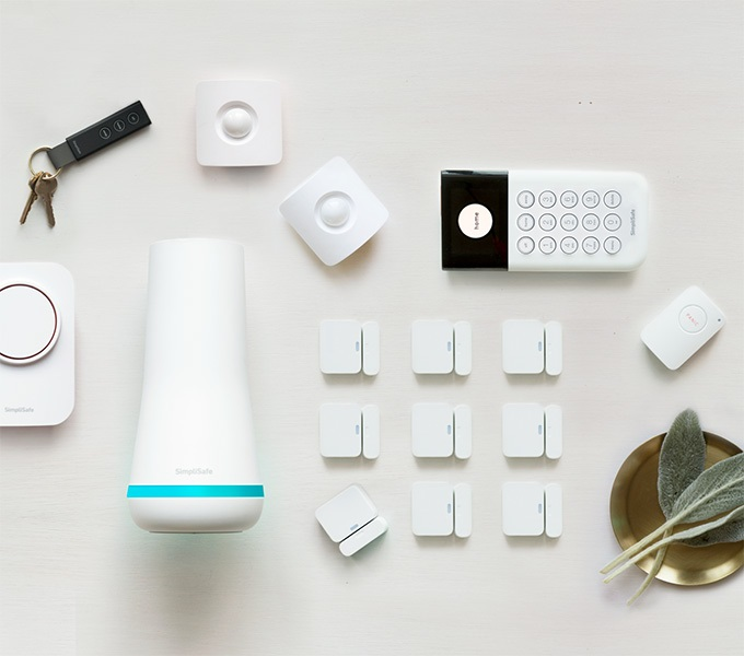 The Stonefront SimpliSafe Package