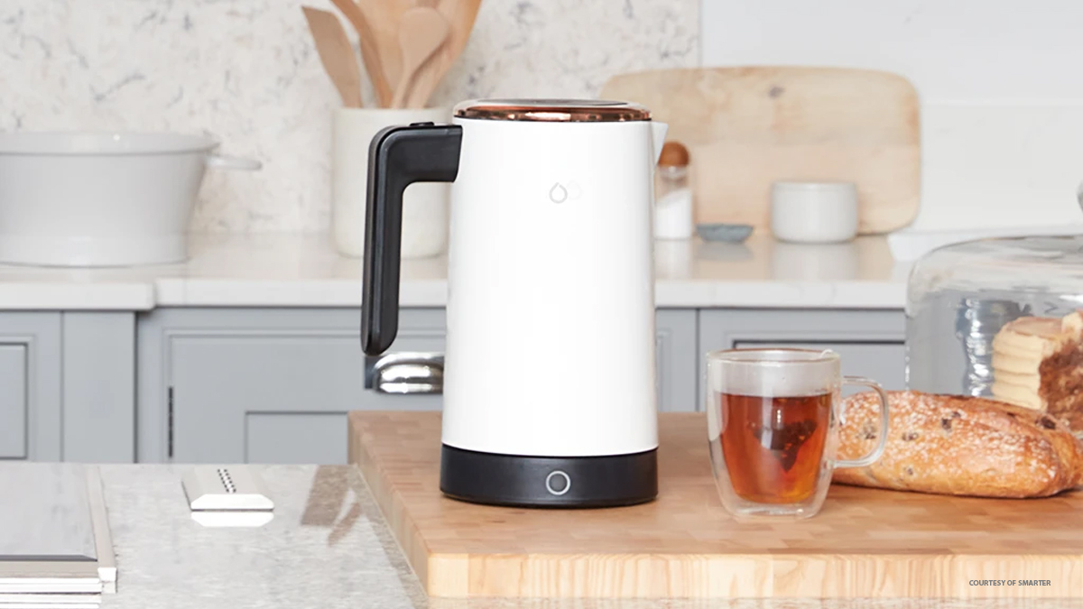 Do smart kettles use a lot of electricity