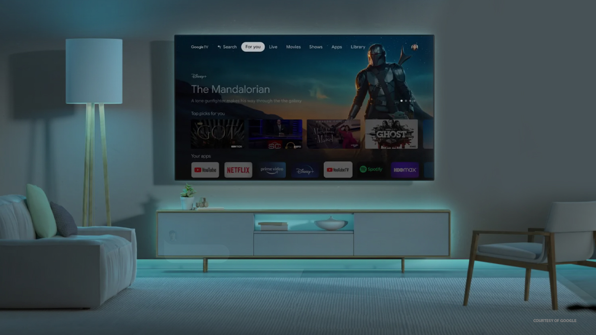 Do you need a smart tv for Google TV
