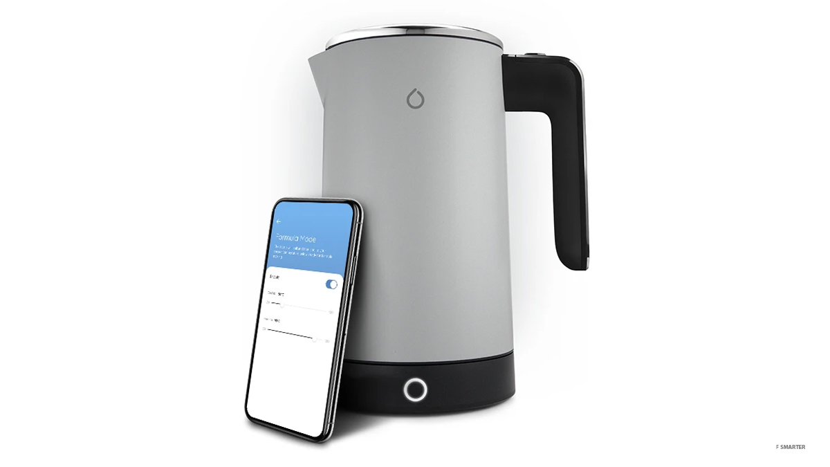 is iKettle 3rd Gen easy to set up