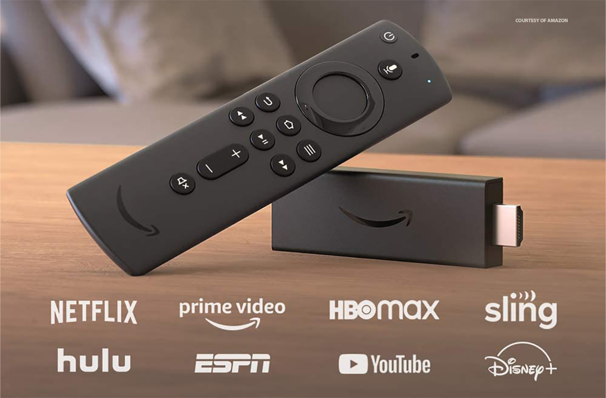 Is there a monthly fee for the Amazon Firestick