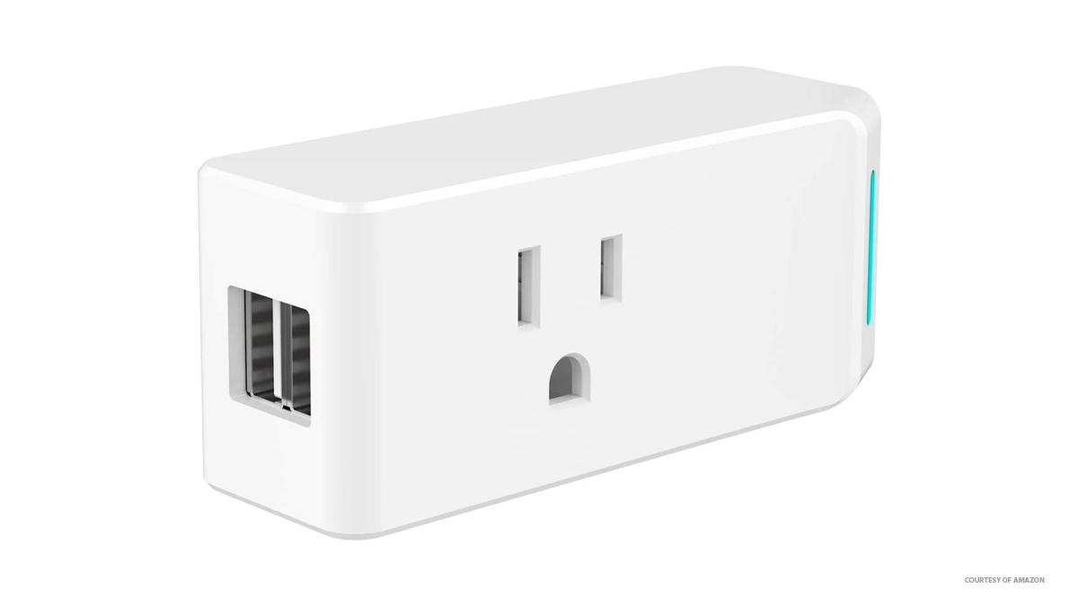 Moko Smart Plug met 2 USB-poorten