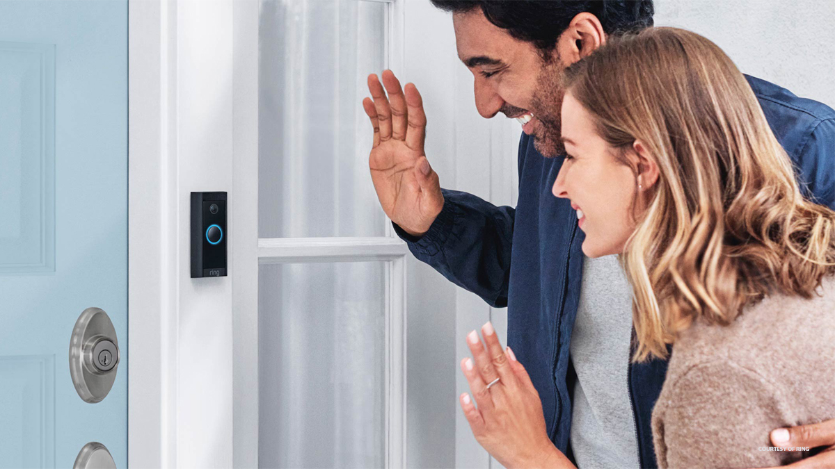 Reconnecting Ring Doorbell to Wi-Fi